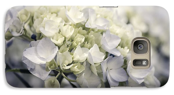 Galaxy Case featuring the photograph Hydrangea  by Craig Perry-Ollila