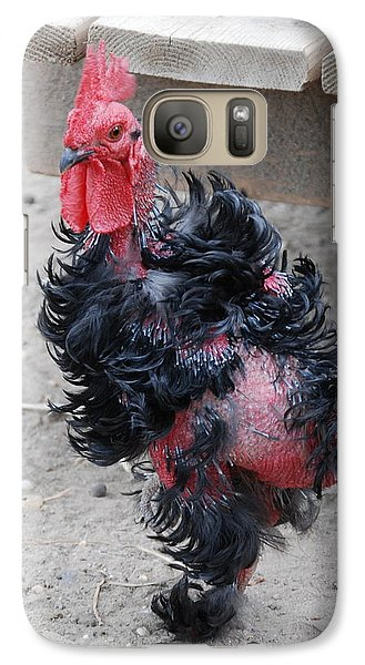 Galaxy Case featuring the photograph I Dont Recall by Kathy Gibbons