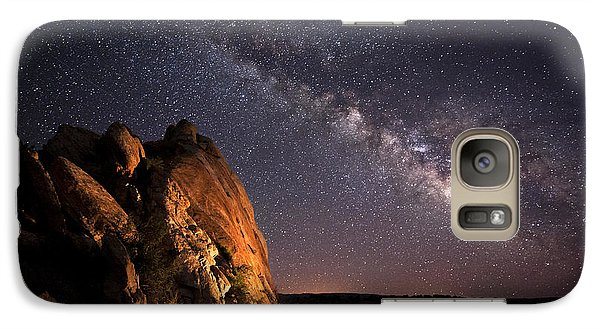 I Like This Place And Could Willingly Waste My Time In It Galaxy S7 Case by Melany Sarafis