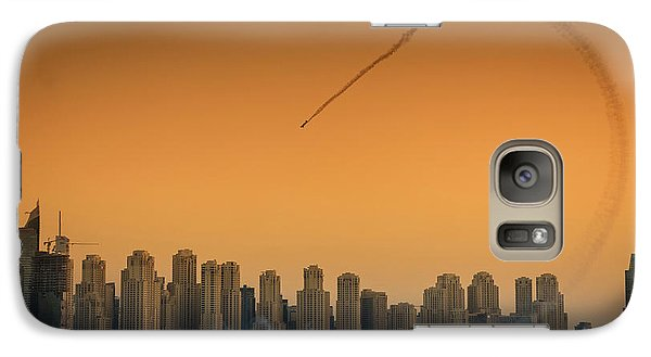 Airplanes Galaxy S7 Case - I Love Flying Planes by Attila Szabo