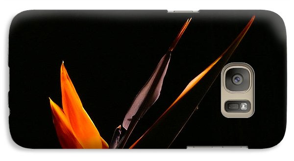 Galaxy Case featuring the photograph I Love You by Evelyn Tambour