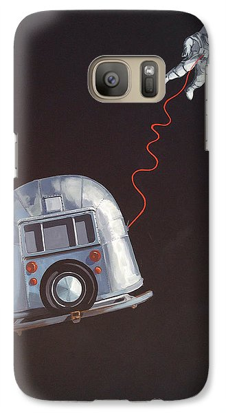 Astronaut Galaxy S7 Case - I Need Space by Jeffrey Bess