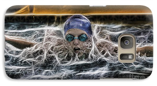 Galaxy Case featuring the photograph IB2 by Lee Dos Santos