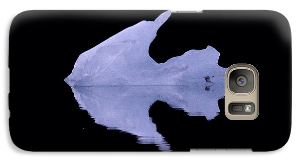 Galaxy Case featuring the photograph Ice Arrow by Myrna Bradshaw
