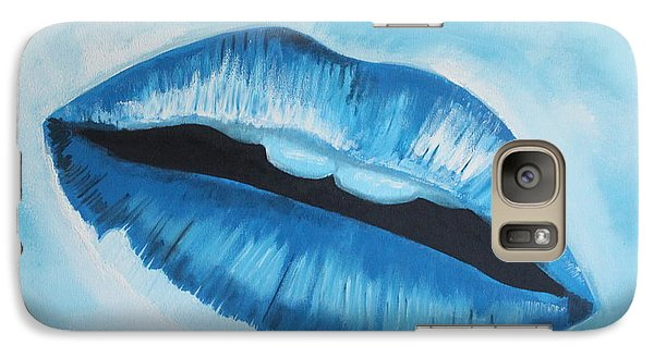 Ice Cold Lips Galaxy S7 Case