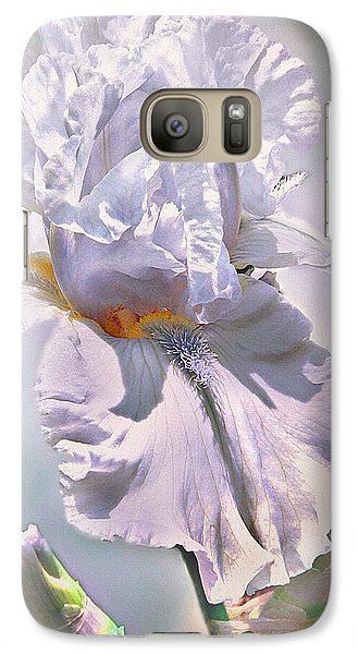 Galaxy Case featuring the digital art Ice Queen by Mary Almond
