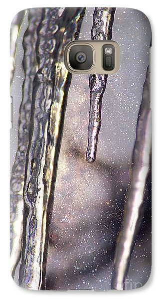 Icicles  Galaxy S7 Case
