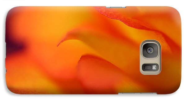 Galaxy Case featuring the photograph Ignite by Stacey Zimmerman