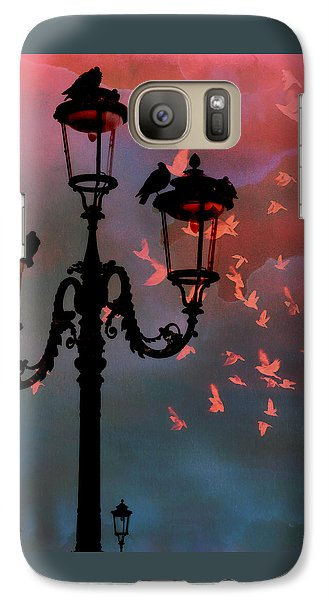 Galaxy Case featuring the photograph Il Volo by Micki Findlay