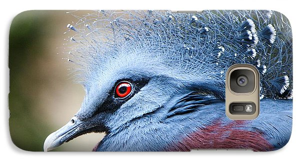 Galaxy Case featuring the photograph Illustrious by Heather King