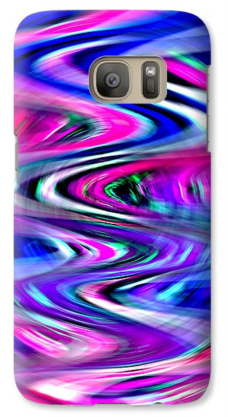 Galaxy Case featuring the photograph Imagination Curves by Kellice Swaggerty