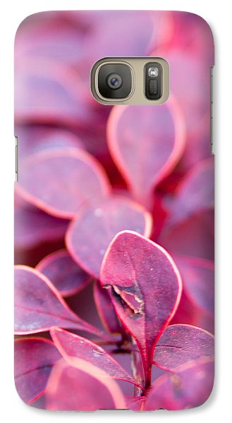Galaxy Case featuring the photograph Imperfect by Erin Kohlenberg