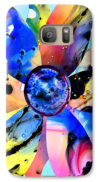 Galaxy Case featuring the digital art Imperfection by Christine Ricker Brandt