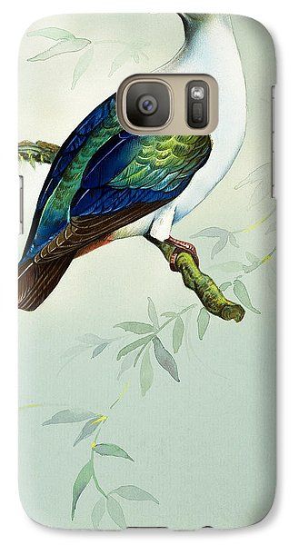 Imperial Fruit Pigeon Galaxy S7 Case