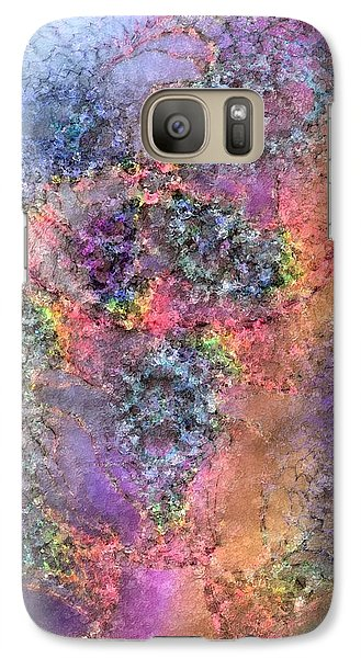 Galaxy Case featuring the digital art Impressionist Dreams 2 by Casey Kotas