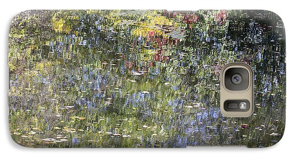 Galaxy Case featuring the photograph Impressions Of Autumn by Andrew Pacheco