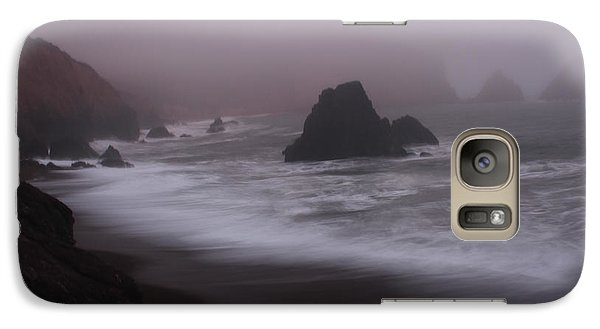 Galaxy Case featuring the photograph In A Fog by Suzanne Luft