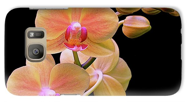 In Bloom Galaxy S7 Case by Rona Black