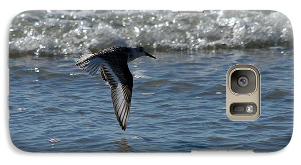 Galaxy Case featuring the photograph In Flight by Greg Graham