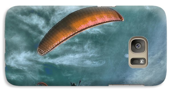 Galaxy Case featuring the photograph In Heaven by Julis Simo