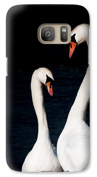 Galaxy Case featuring the photograph In Love by Laura Melis