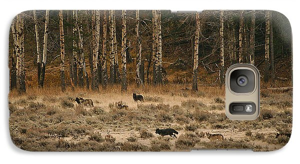 Galaxy Case featuring the photograph In Memory Of The Druids by Gary Hall