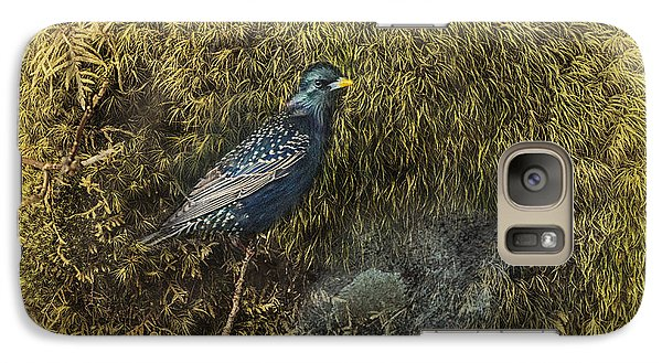 Starlings Galaxy S7 Case - In Sanctuary by Susan Capuano