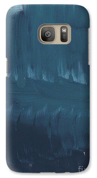 Bass Galaxy S7 Case - In Stillness by Linda Woods