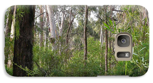 Galaxy Case featuring the photograph In The Bush by Evelyn Tambour