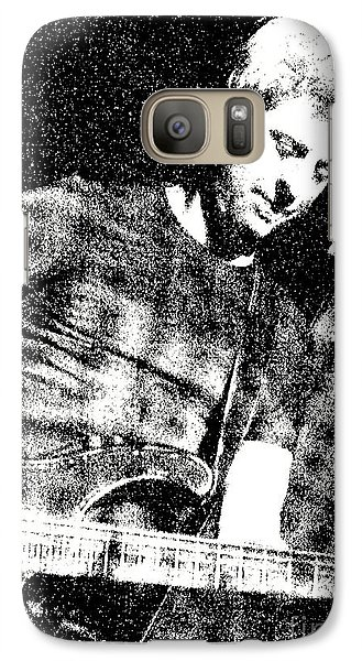 Galaxy Case featuring the photograph In The Ether by Jesse Ciazza