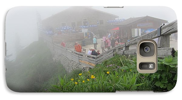 Galaxy Case featuring the photograph In The Mist by Pema Hou