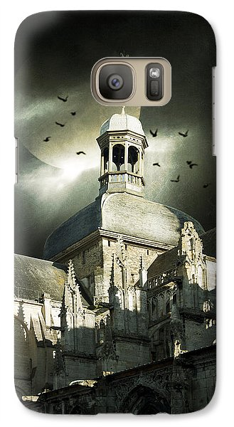 Galaxy Case featuring the photograph In The Moonlight by Ethiriel  Photography