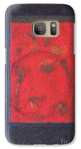 Galaxy Case featuring the painting In The Night Sky by Mini Arora