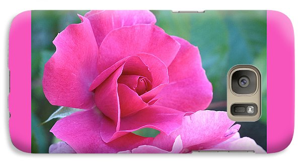In The Pink Galaxy Case by Rona Black