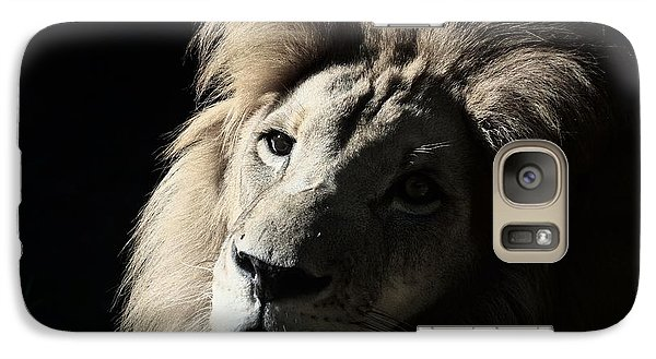 Galaxy Case featuring the photograph In The Shadows by Lisa L Silva
