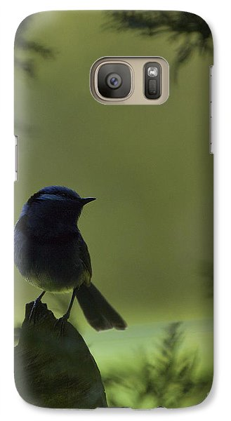 Galaxy Case featuring the photograph In The Shadows by Serene Maisey
