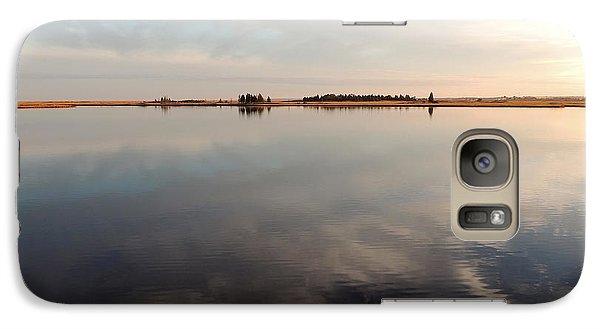 Galaxy Case featuring the photograph In The Stillness by Allen Beilschmidt
