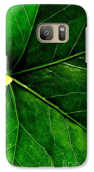 Galaxy Case featuring the photograph In The Viens by Sally Simon