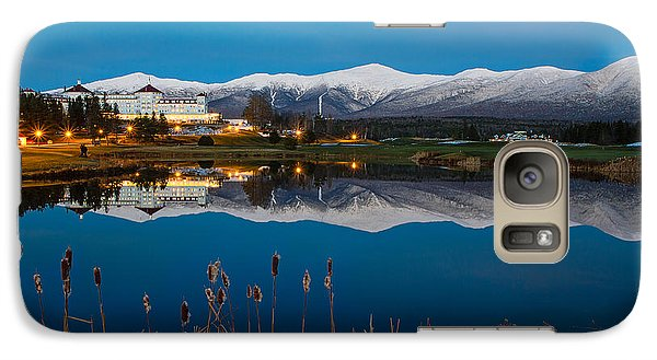 In The White Mountains Galaxy S7 Case