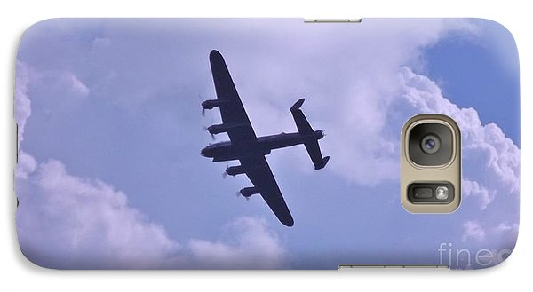 Galaxy Case featuring the photograph In To The Clouds by John Williams