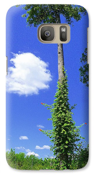 Galaxy Case featuring the photograph Incoming by Jim Whalen