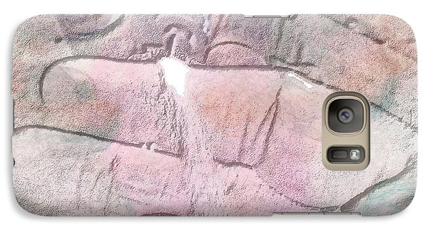 Galaxy Case featuring the digital art Incredible by Aliceann Carlton