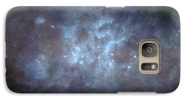 Galaxy Case featuring the photograph Infrared View Of Cygnus Constellation by Science Source