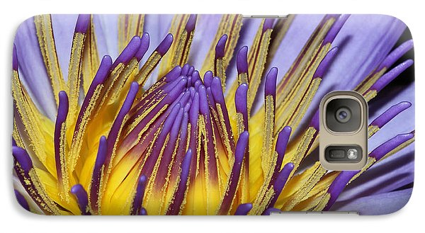 Galaxy Case featuring the photograph Inner Sanctum by Judy Whitton