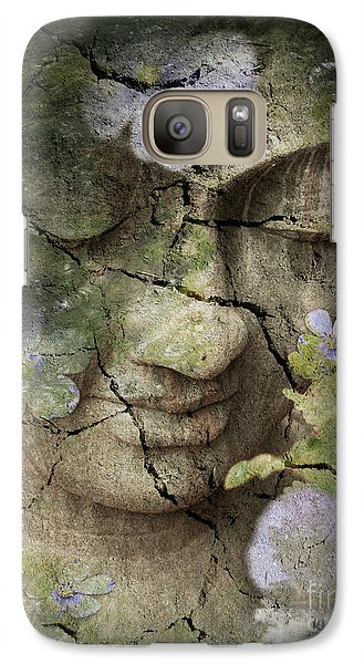 Garden Galaxy S7 Case - Inner Tranquility by Christopher Beikmann