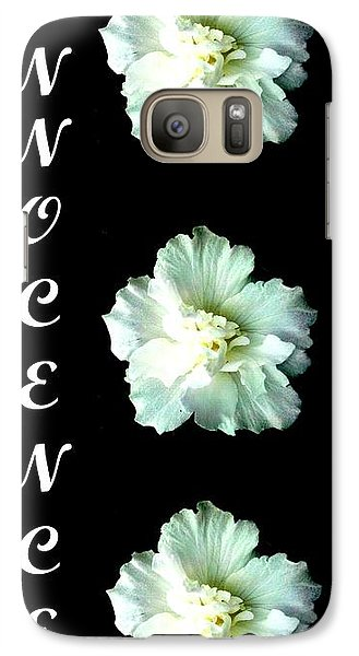 Galaxy Case featuring the photograph Innocence Inspirational Art Collection By Saribelle Rodriguez by Saribelle Rodriguez