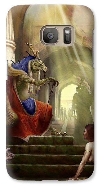 Dungeon Galaxy S7 Case - Inquisition by Matt Kedzierski