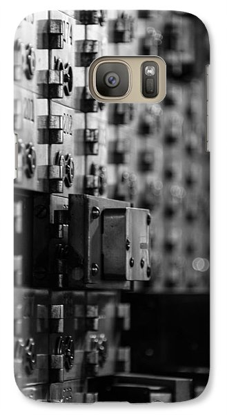 Galaxy Case featuring the photograph Inside The Vault by James Howe