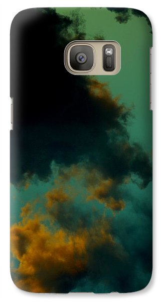 Galaxy Case featuring the photograph Insomnia by Steve Godleski