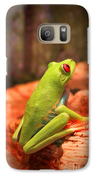 Galaxy Case featuring the photograph Inspirations For Tomorrow by Cathy  Beharriell